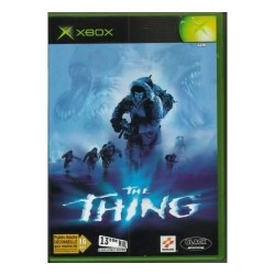 XB THE THING - Jeux Xbox au prix de 4,95 €
