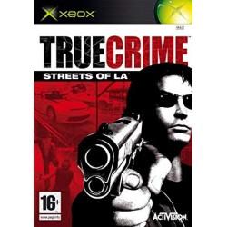 XB TRUE CRIME STREETS OF L.A. - Jeux Xbox au prix de 4,95€