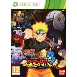 X360 NARUTO STORM 3 - Jeux Xbox 360 au prix de 9,95€