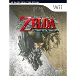 GUIDE THE LEGEND OF ZELDA TWILIGHT PRINCESS - Guides de Jeux au prix de 14,95 €