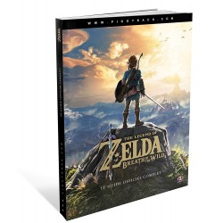 GUIDE ZELDA BREATH OF THE WILD - Guides de Jeux au prix de 39,95 €