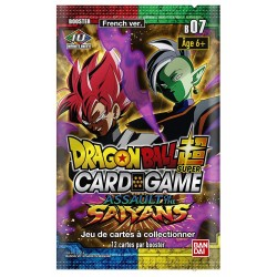 BOOSTER DRAGON BALL SUPER ASSAULT OF THE SAIYANS - Cartes à collectionner ou jouer au prix de 5,00 €