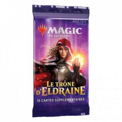 BOOSTER MAGIC LE TRONE D ELDRAINE - Cartes à collectionner ou jouer au prix de 3,50 €