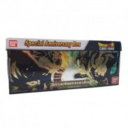 BOX DRAGON BALL SUPER SPECIAL ANNIVERSAIRE - Cartes à collectionner ou jouer au prix de 24,95 €