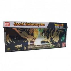 BOX DRAGON BALL SUPER SPECIAL ANNIVERSAIRE - Cartes à collectionner ou jouer au prix de 24,95€