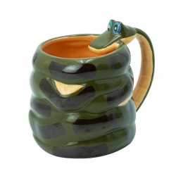 MUG DISNEY LIVRE DE LA JUNGLE KAA 300ML - Mugs au prix de 14,95€
