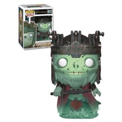POP LORD OF THE RINGS 633 DUNHARROW KING - Figurines POP au prix de 14,95 €
