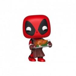 POP MARVEL 534 DEADPOOL HOLIDAYS - Figurines POP au prix de 14,95€