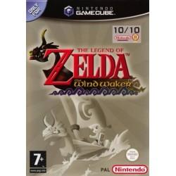 GC ZELDA THE WIND WAKER - Jeux GameCube au prix de 29,95€