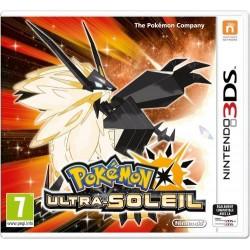 3DS POKEMON ULTRA SOLEIL - Jeux 3DS au prix de 24,95€