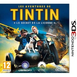 3DS TINTIN LE SECRET DE LA LICORNE - Jeux 3DS au prix de 14,95€