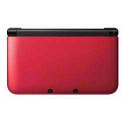 CONSOLE 3DS XL ROUGE - Consoles 3DS au prix de 89,95€