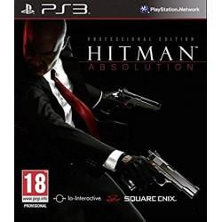PS3 HITMAN ABSOLUTION EDITION PROFESSIONAL - Jeux PS3 au prix de 24,95€