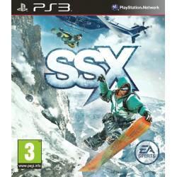 PS3 SSX - Jeux PS3 au prix de 9,95€