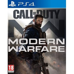 PS4 CALL OF DUTY MODERN WARFARE OCC - Jeux PS4 au prix de 24,95€