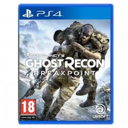 PS4 GHOST RECON BREAKPOINT OCC - Jeux PS4 au prix de 14,95€