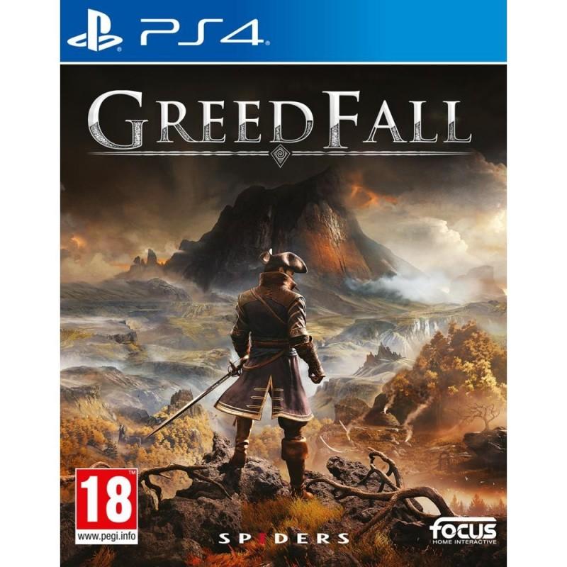 PS4 GREEDFALL OCC - Jeux PS4 au prix de 24,95€