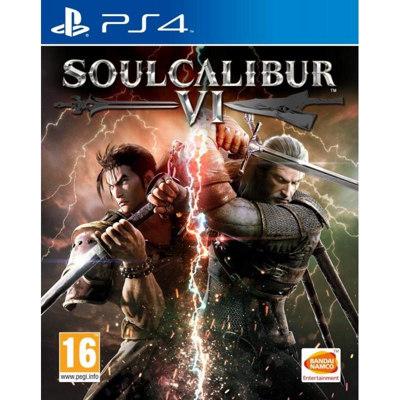 PS4 SOUL CALIBUR VI OCC - Jeux PS4 au prix de 24,95€