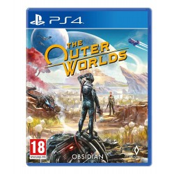 PS4 THE OUTER WORLDS - Jeux PS4 au prix de 54,95 €