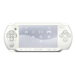 CONSOLE PSP 1000 BLANCHE - Consoles PSP au prix de 39,95€