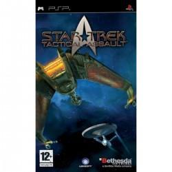 PSP STAR TREK TACTICAL ASSAULT - Jeux PSP au prix de 6,95€