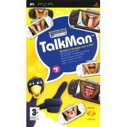 PSP TALKMAN - Jeux PSP au prix de 7,95€