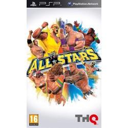 PSP WWE ALL STARS - Jeux PSP au prix de 4,95€
