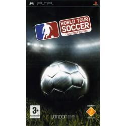PSP WORLD TOUR SOCCER CHALLENGE EDITION - Jeux PSP au prix de 3,95€