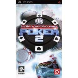 PSP WORLD CHAMPIONSHIP POKER 2 - Jeux PSP au prix de 4,95€