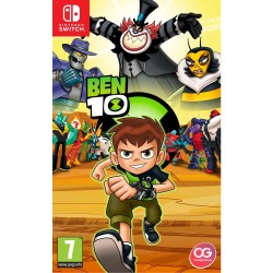 SWITCH BEN 10 OCC - Jeux Switch au prix de 17,95 €