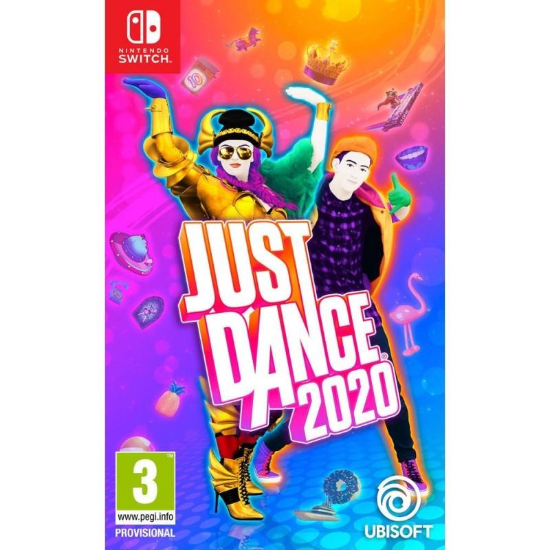 SWITCH JUST DANCE 2020 - Jeux Switch au prix de 49,95€
