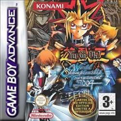 GA YU GI OH WORLD CHAMPIONSHIP TOURNAMENT 2004 (LOOSE) - Jeux Game Boy Advance au prix de 3,95€