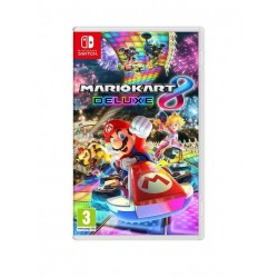 SWITCH MARIO KART 8 DELUXE OCC - Jeux Switch au prix de 39,95 €