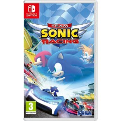 SWITCH TEAM SONIC RACING OCC - Jeux Switch au prix de 19,95 €