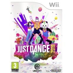 WII JUST DANCE 2019 - Jeux Wii au prix de 14,95€