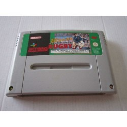 SN BLANCO WORLD CLASS RUGBY (LOOSE) - Jeux Super NES au prix de 3,95 €