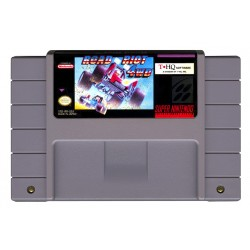 SN ROAD RIOT 4WD (LOOSE) (IMPORT US) - Jeux Super NES au prix de 4,95 €