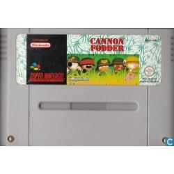SN CANNON FODDER (LOOSE) - Jeux Super NES au prix de 19,95€