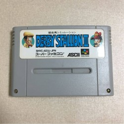 SN DERBY STALLION 3 (LOOSE) (IMPORT JAP) - Jeux Super NES au prix de 4,95 €