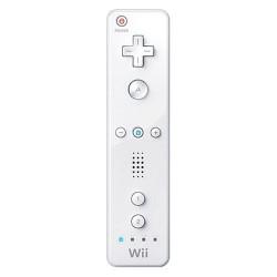 WIIMOTE WII BLANCHE - Accessoires Wii au prix de 14,95€