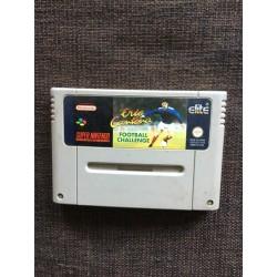 SN ERIC CANTONA FOOTBALL CHALLENGE (LOOSE) - Jeux Super NES au prix de 3,95€