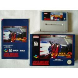 SN F1 POLE POSITION 2 - Jeux Super NES au prix de 14,95€