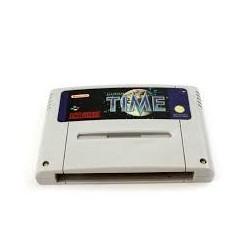SN ILLUSION OF TIME (LOOSE) - Jeux Super NES au prix de 29,95€