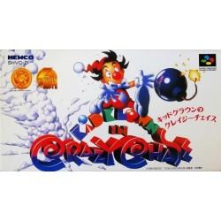 SN KID KLOWN IN CRASY CHASE (SANS NOTICE) (IMPORT JAP) - Jeux Super NES au prix de 6,95€