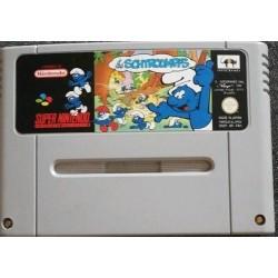 SN LES SCHTROUMPFS (LOOSE) - Jeux Super NES au prix de 8,95€