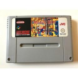 SN MAGIC BOY (LOOSE) - Jeux Super NES au prix de 7,95€