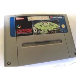 SN POPULOUS (LOOSE) - Jeux Super NES au prix de 9,95€