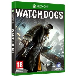 XONE WATCH DOGS OCC - Jeux Xbox One au prix de 7,95 €