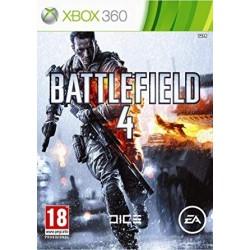 X360 BATTLEFIELD 4 - Jeux Xbox 360 au prix de 4,95€