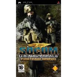 PSP SOCOM US NAVY SEALS FIRETEAM BRAVO - Jeux PSP au prix de 4,95€